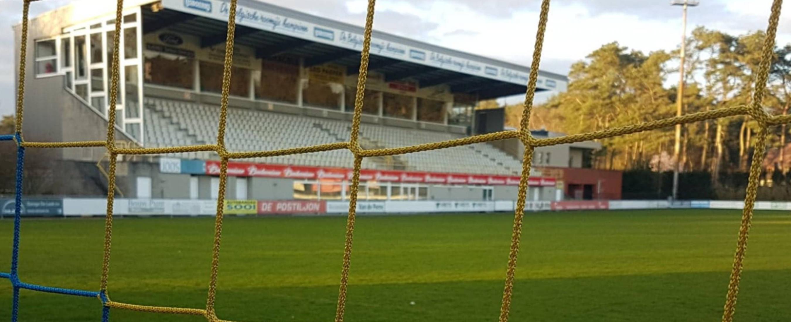 Weer nationaal voetbal in Tielen.